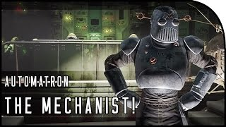 "Fallout 4 Automatron DLC Gameplay Part 5 – ""SILVER SHROUD VS. THE MECHANIST!"""