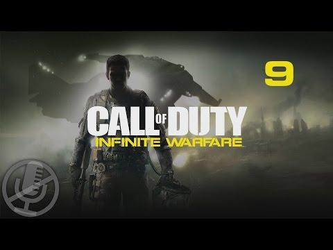 Call of Duty Infinite Warfare Прохождение Без Комментариев На Русском На ПК Часть 9 — Феникс
