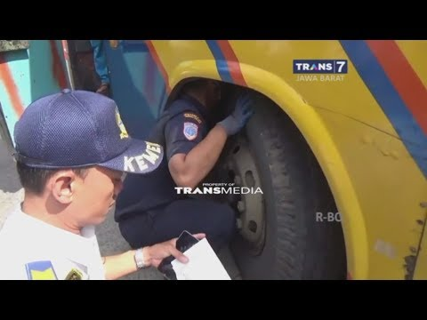 Pemeriksaan Angkutan Mudik, Puluhan Bus Tak Layak Jalan