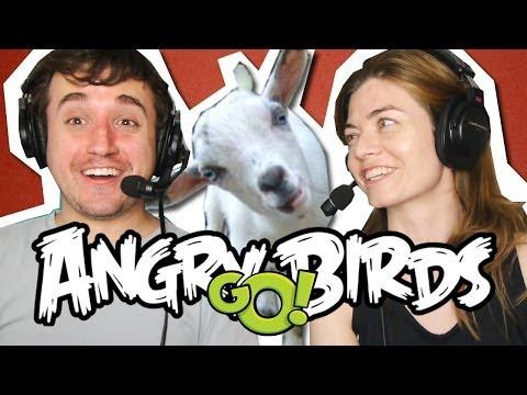 EU TENHO PIU-PIU! - Angry Birds: GO! #02