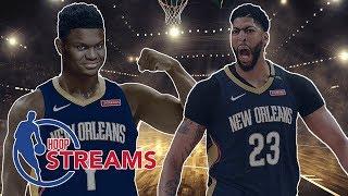 Hoop Streams: Reacting to Pelicans winning NBA Draft Lottery | ESPN