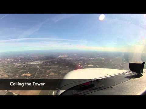 Palo Alto (KPAO) to Modesto (KMOD) with VFR flight following comms