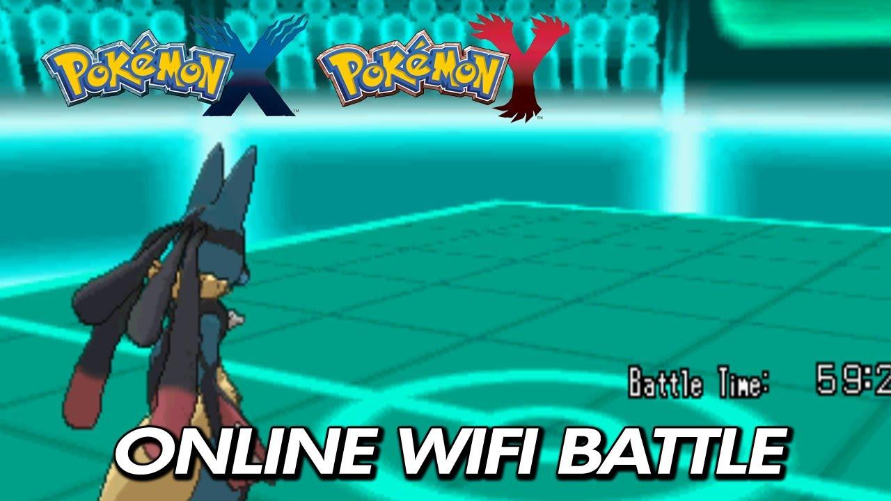 pokemon x online