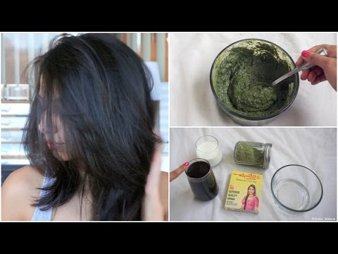 How to Apply Henna to hair at Home!