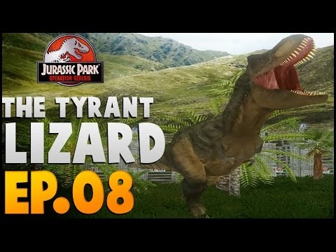 Jurassic Park: Operation Genesis | Ep.08 - The Tyrant Lizard.