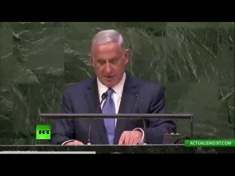 EN DIRECTO: Benjamin Netanyahu hace su intervención ante la ONU