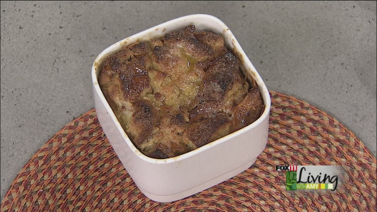 Apple Maple Bread Pudding - YouTube