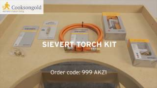 Sievert Professional Torch Kit for Jewellery Making