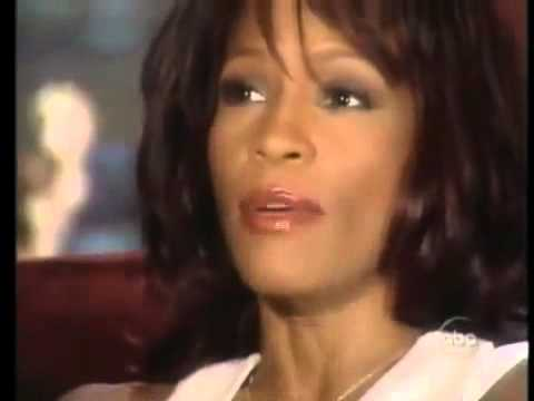 Whitney Houston Diane Sawyer Interview