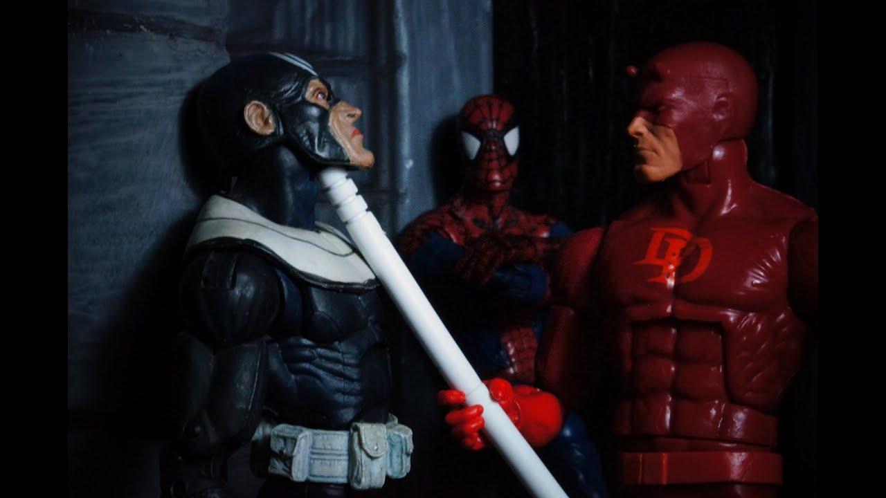 Marvel Legends Hobgoblin Baf Marvel Legends Daredevil Baf