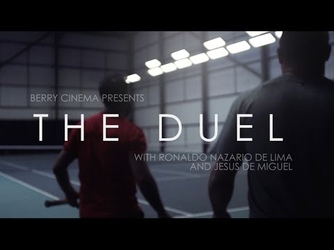 The Duel | Ronaldo Nazario De Lima