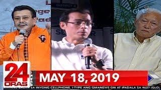 24 Oras Weekend: May 18, 2019