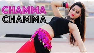 Chamma Chamma Fraud Saiyaan Dance By Kanishka Talent Hub Neha Kakkar Ikka