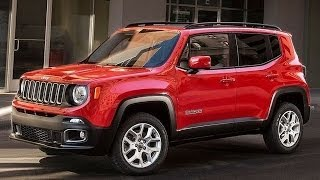 Spied | Jeep Compact SUV Renegade