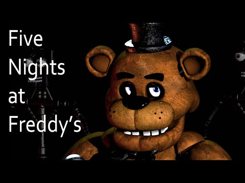 Five Nights at Freddy's Android GamePlay Trailer (HD)