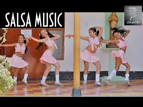 Baile Salsa,  Liceo Juvenil