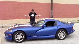 I Sold My Dodge Viper: Wrapping Up a Year With My Viper
