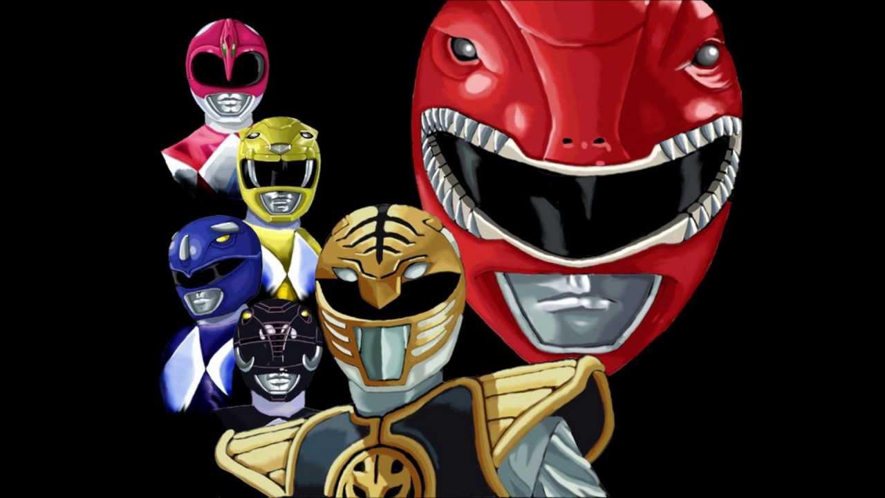 Mighty Morphin Power Rangers Go Go Power Rangers