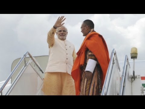 PM Narendra Modi Concludes Bhutan Visit | ET NOW's #5YearsOfExcellence