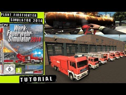 Plant Firefighter Simulator 2014 Tutorial Movie PC HD