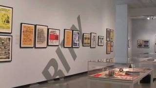 Protest Posters on Exhibit