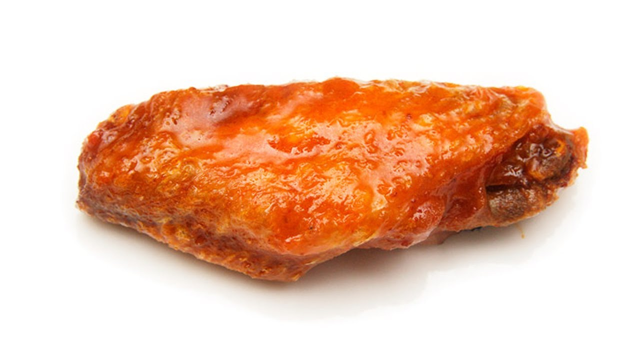 How to Eat a Buffalo Wing in One Bite - YouTube