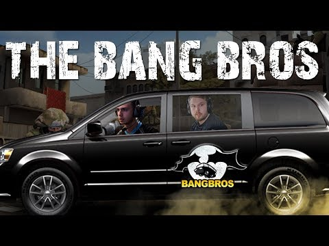 THE BANG BROS (RANK S)