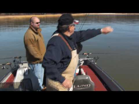 Stewart Right Crappie Fishing