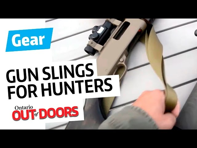 Gun Slings for Hunting