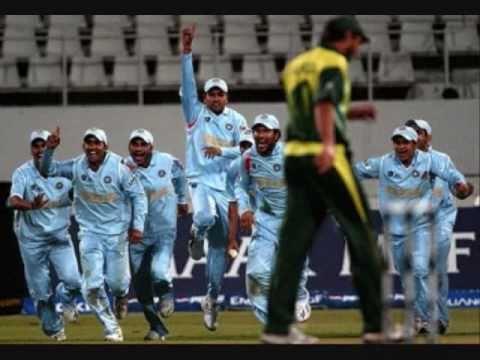 India-Pak Cricket 2011/ கடவுள் தந்த இருமலர்கள்
