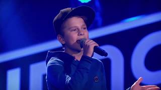 Download Lagu Bruno Mars - The Lazy Song (Sven) | The Voice Kids 2018 | SAT.1 Gratis STAFABAND