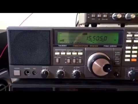 15505 KHz Radio Bangladesh Betar Dhaka - good signal in Oxford UK