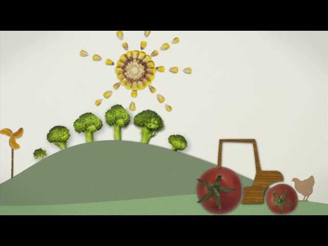 """""""Food Rules"""" by Michael Pollan -  RSA/Nominet Trust competition - Subtitles FRA, ESP, SRB"""