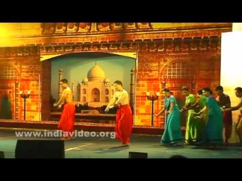 Fusion of Manipuri dances by Poushali Chatterji