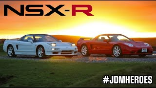 Honda NSX-R - 'The Ultimate Type R'