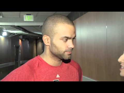 Tony Parker interview 2/18 - ESPN America (Europe) with Jo Ankier