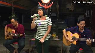 Một Chuyến Bay Đêm / st Song Ngọc & Hoài Linh / guitar Lâm_Thông / ca lẻ Hứa Lệ Hương