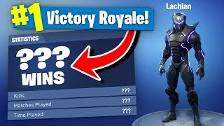 Lachlan's Fortnite Stats *REVEALED* In Fortnite Battle Royale!