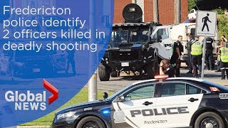 Fredericton shooting: Police provide timeline of deadly gunfire