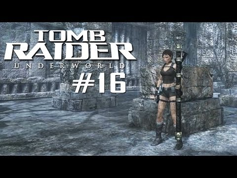 Let's Play Tomb Raider Underworld [Part 16] - Stangenakrobatik