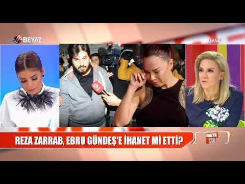 Reza Zarrab, Ebru Gündeş'e ihanet mi etti?