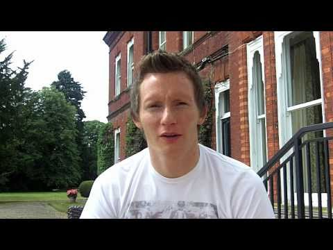 Mike Conway's recovery video diary