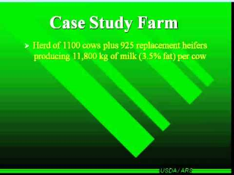Greenhouse Gas Emissions Associated with Dairy Farming Systems Webinar