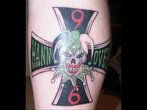 Szerző negronera18; A collection of some of the football tattoos from around