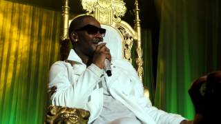 R. Kelly Video - R. Kelly - Wind For Me & Slow Wind Contest, R&B Thug - Columbia, SC 10/14/2012 - Township Auditorium