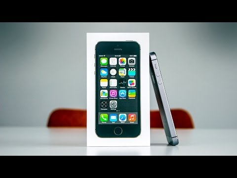 iPhone 5S: Unboxing, Demo & NEW Features