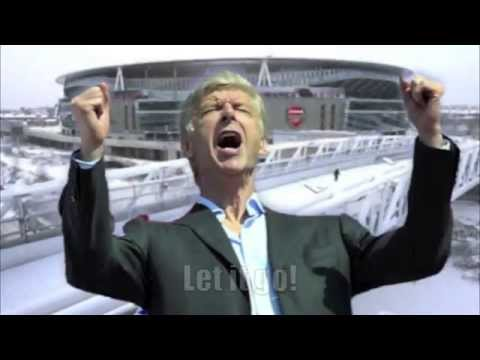 "Arsene Wenger sings ""Let it Go"" - Cesc Fabregas edition"