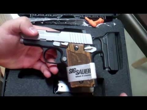 Sig Sauer P938 Review @ Trigger Happy