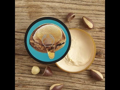 (Body Shop Series#9) Wild Argan oil Body Butter/Best Body Butter ever.