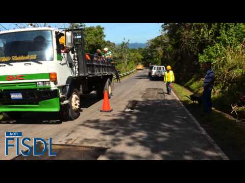 Noti Fisdl - Acceso Vial, Salud Y Electrificación Llegan A San Fernando, Morazán video